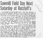 Field Day at Ratzlaffs